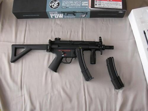 マルイ MP5K PDW