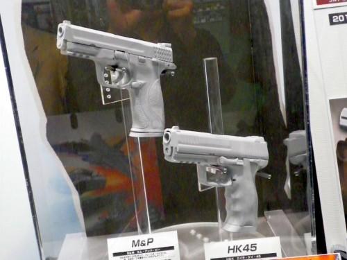 東京マルイ M&P HK45