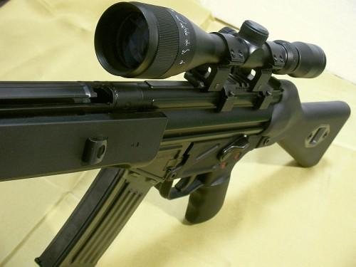 H&K HK33A2 スナイピング仕様
