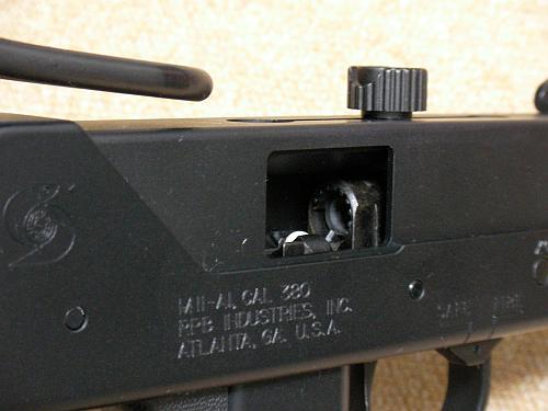 KSC イングラム M11A1 システム7