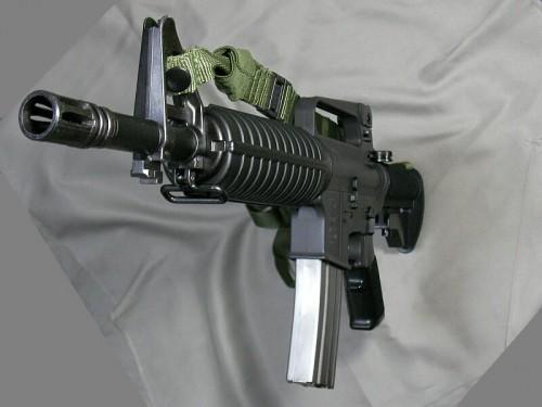 東京マルイ コルト M733コマンド
