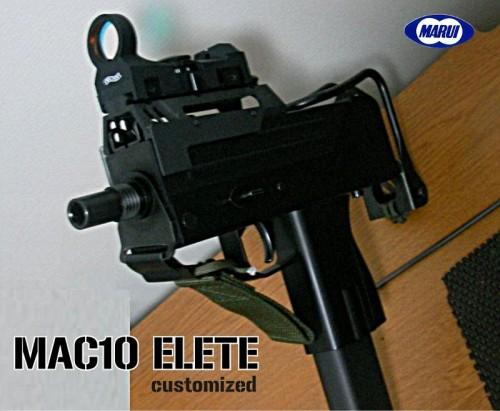 東京マルイ MAC10 カスタム