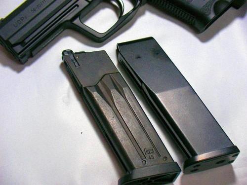S2S USP 固定スライド ガスガン