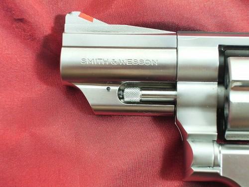 タナカ S&W M66 2.5インチ バレル