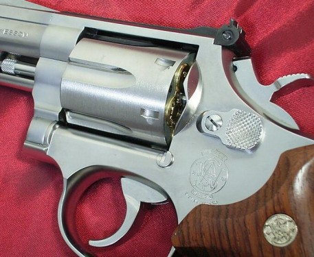 タナカ S&W M66 2.5インチ