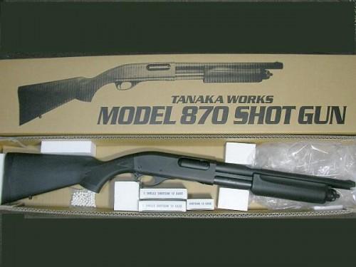 タナカ レミントン M870 ショットガン