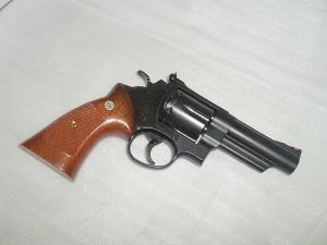 タナカ S&W M29 4インチ