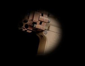 東京マルイ M4 レシーライフル FDE