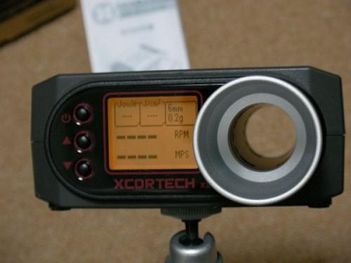 xcortech-x3200 弾速器