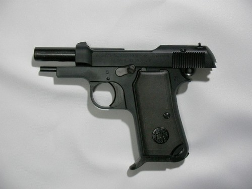 WA ベレッタ M1934R マシンピストル