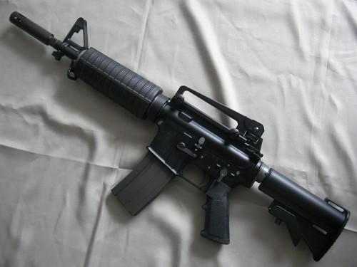 WA M4 CQB-R XM177E1風