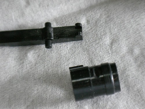 WA M4A1 CQB-R ホップチャンバーパッキン