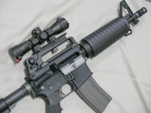 WA M4A1 CQB-R