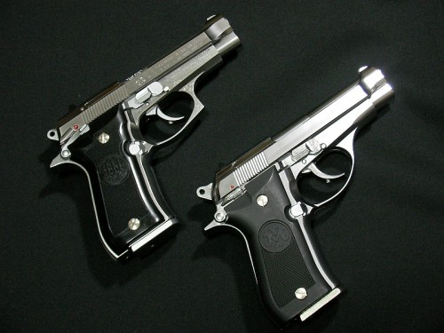 WA ベレッタ M84FS チーター