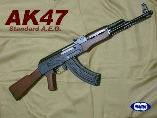 東京マルイ AK47