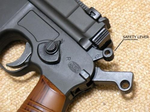 マルシン モーゼル M712