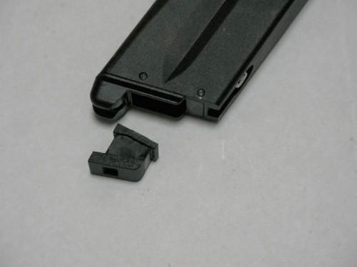 KSC CZ75 スライド閉鎖不良 改善