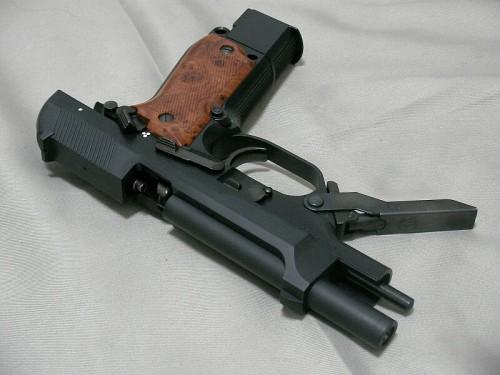 KSC ベレッタ M93R-II