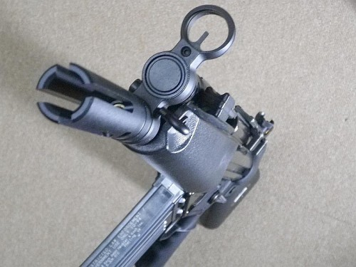 KSC HK53 SFPD フラッシュハイダー