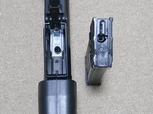 KSC HK53A2 SFPD 給弾口
