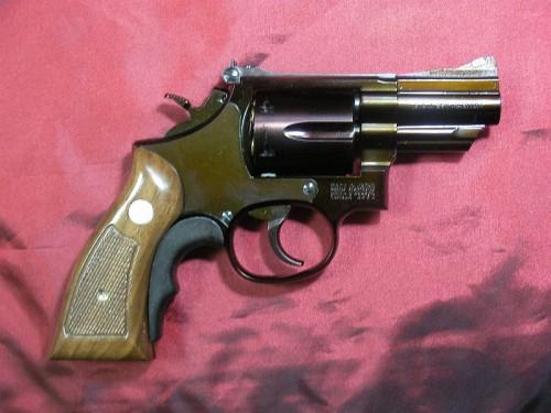 タナカ S&W M19 2.5インチ コンバットマグナム