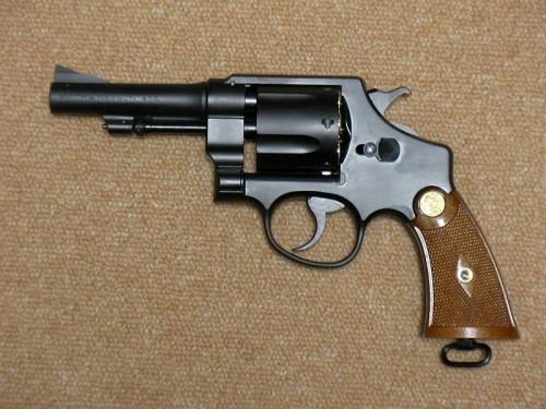 タナカ S&W M1917 ガスリボルバー