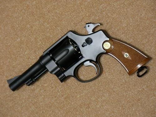 タナカ S&W M1917 ペガサス ガスリボルバー