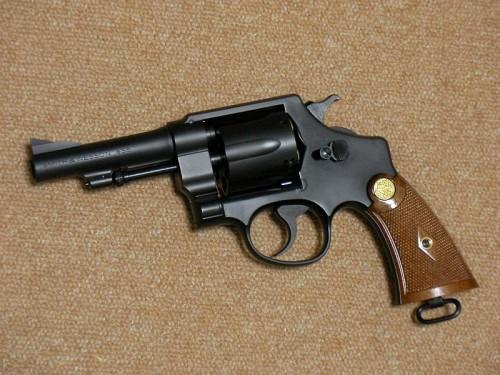タナカ M1917 ガスリボルバー