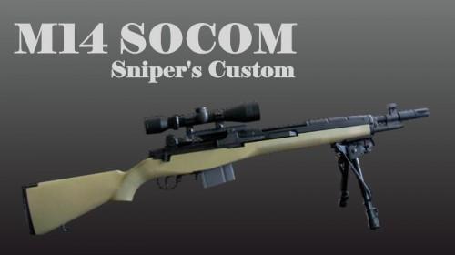 M14 SOCOM SNIPER 01