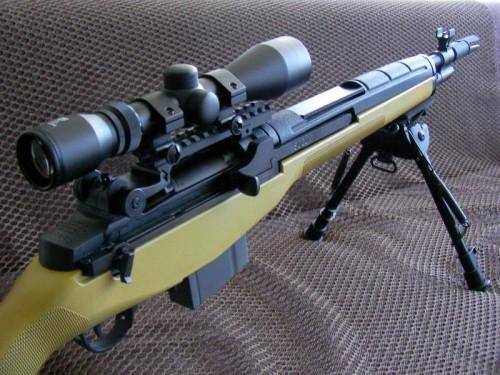 M14 SOCOM スナイパー