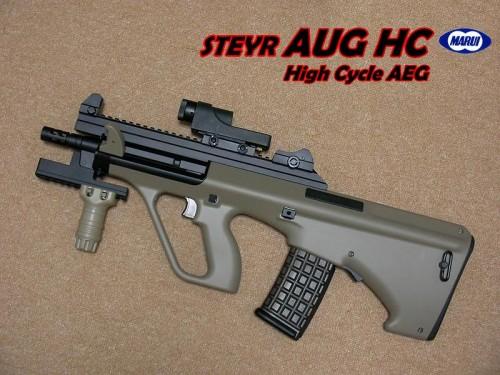 ステアー AUG HC (ハイサイクル) タンカラー