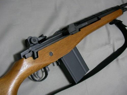 M14 木製ストック