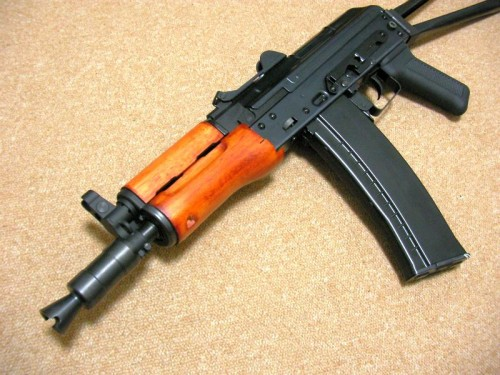 WE AK74UN クリンコフ