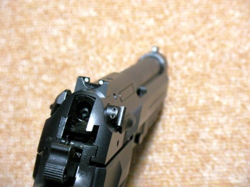 マルイ M9A1 GBB