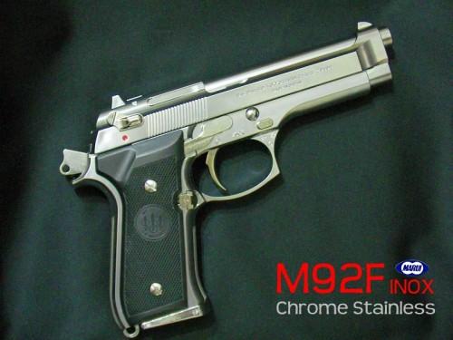 東京マルイ ベレッタ M92F クロームステンレス