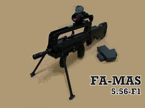 FAMAS 5.56-F1