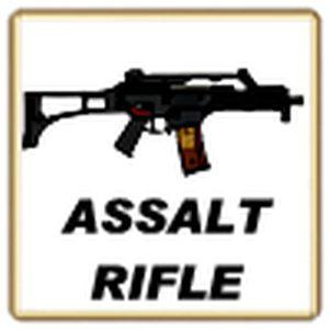 アサルトライフルの基本戦術